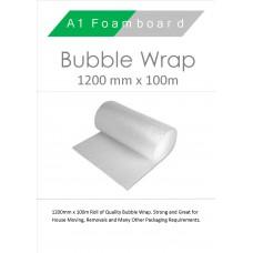Bubble wrap 1200mm x 100 metres