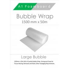 Bubble Wrap (Large Bubble) 1500mm x 50m