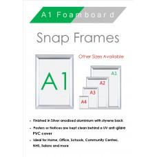 A1 Snap Frame