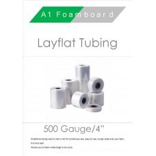"""500 Gauge 4"""" Layflat Tubing"""